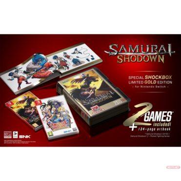 SAMURAI SHODOWN SHOCKBOX EDITION