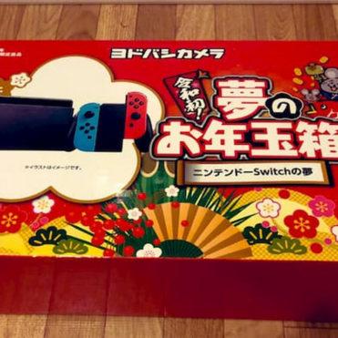 Yodabashi Camera pack Nintendo Switch