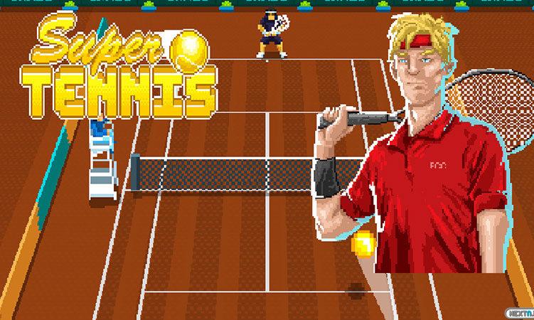 Super Tennis Switch