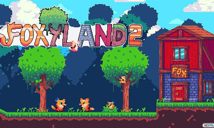 Foxyland 2 Switch