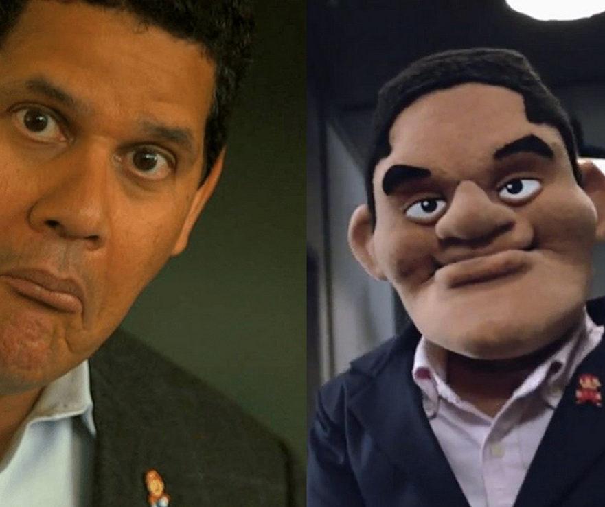 Reggie-Fils Aimé Meme