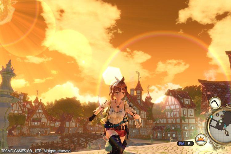 Atelier Ryza Récord de ventas 350000 unidades en todo el mundo Nintendo Switch