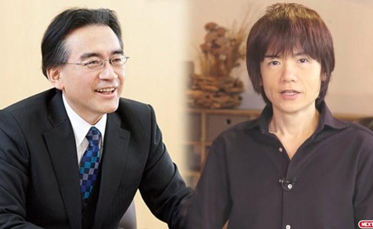 Sakurai e Iwata