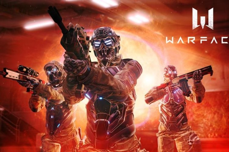 Warface llega Switch free2play