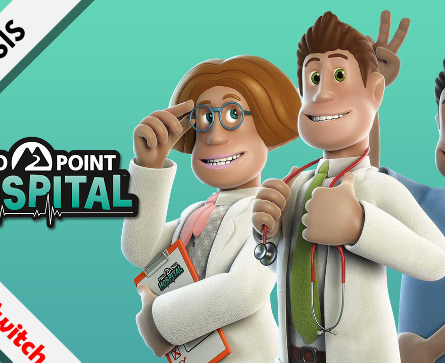 Análisis Two Point Hospital Nintendo Switch
