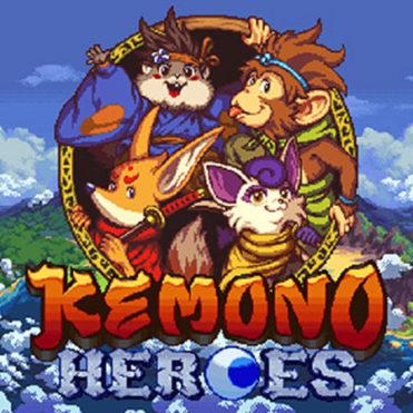 Kemono Heroes Switch
