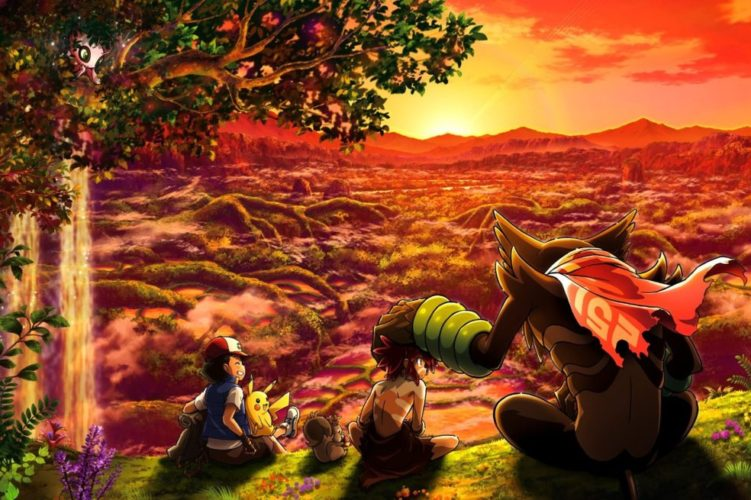Pokémon Película Coco Zarude