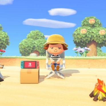 Animal Crossing New Horizons actualización 1.1.0