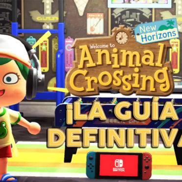 Guía Animal Crossing New Horizons