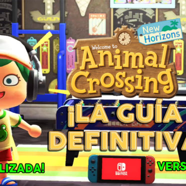 Guía Animal Crossing New Horizons 2.0 actualización actualizada