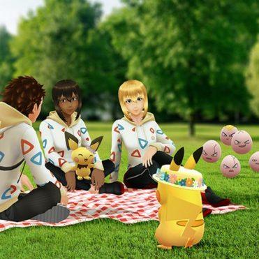 Pokémon GO primavera