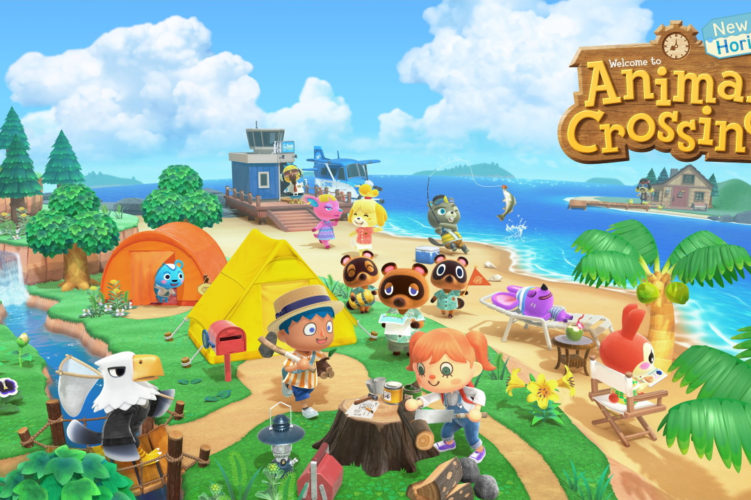 Animal Crossing New Horizons artwork