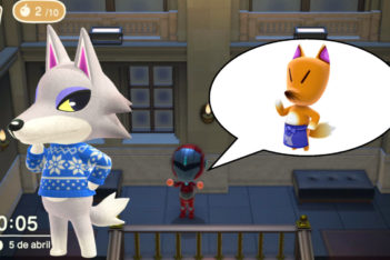 Colmillo Mueso galeria obras de arte Animal Crossing New Horizons