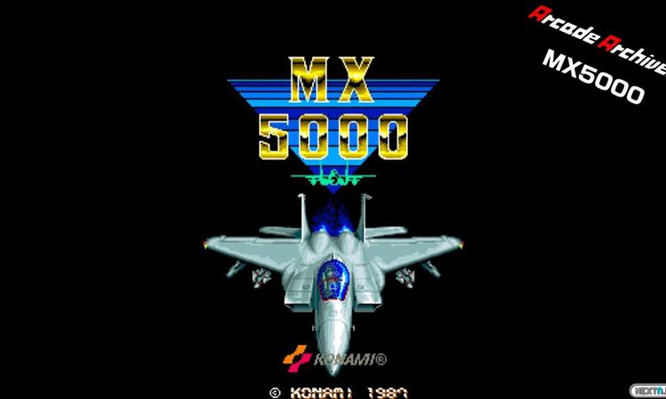 MX5000 Switch
