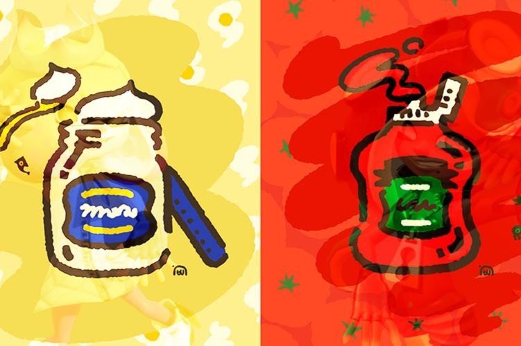 Splatoon 2 Vuelve Splatfest Ketchup vs Mayonesa Nintendo Switch Online Demo