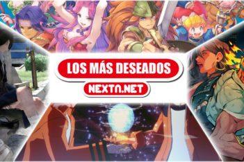 Los más deseados de NextN Naruto Streets of Rage 4 Disaster Report Trials of Mana Nintendo Switch