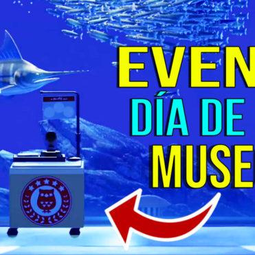 Evento Día de los Museos Animal Crossing New Horizons
