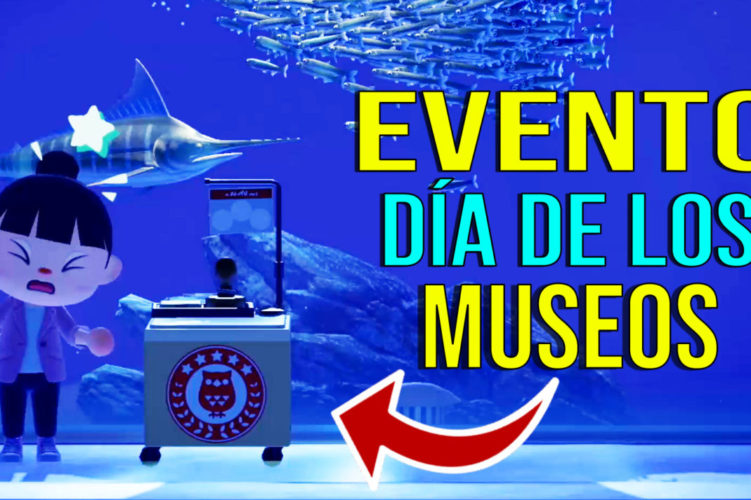 Evento Día de los Museos Animal Crossing New Horizons