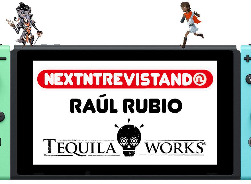 NextNtrevistando Raúl Rubio Tequila Works