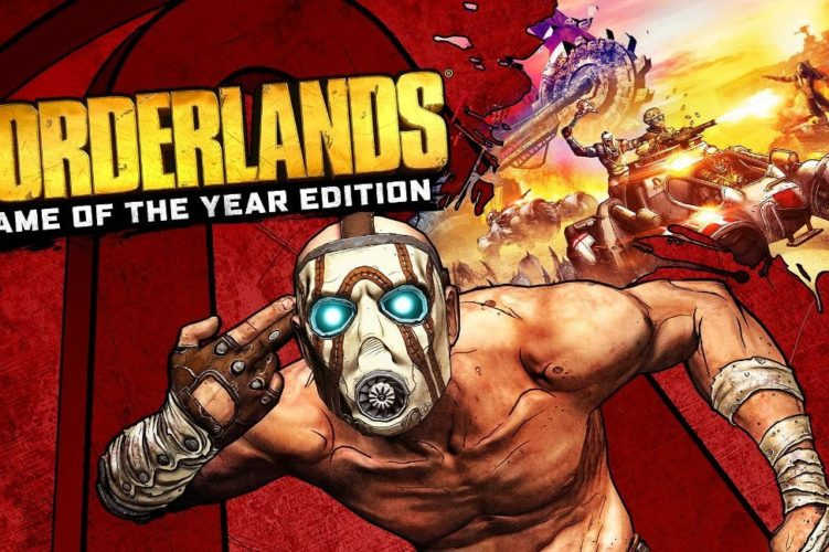 Borderlands Game of the Year Edition Borderlands GOTY