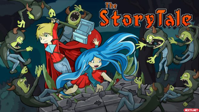 The StoryTale Switch