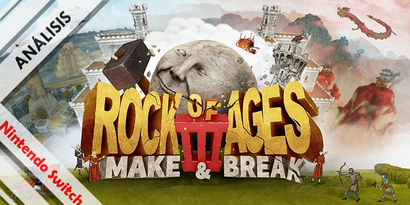 Rock of Ages III Switch