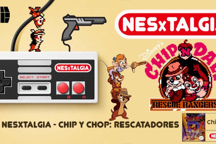 Chip y Chop NESxtalgia