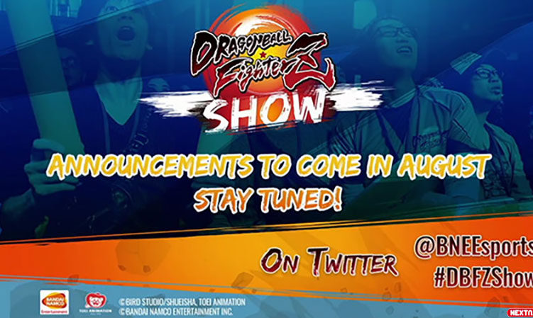 Dragon FighterZ Show