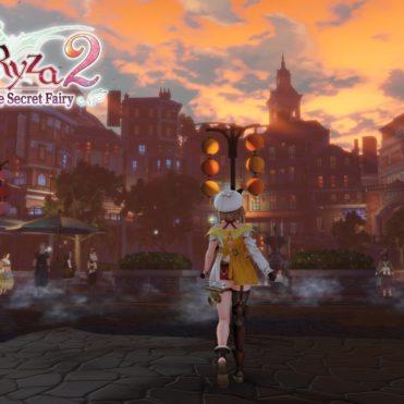 Atelier Ryza 2 Repetir Protagonista Planeado Desde Principio Entrevista Junzo Hosoi Nintendo Switch