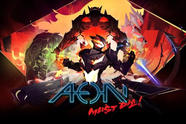 Aeon Must Die! Nintendo Switch