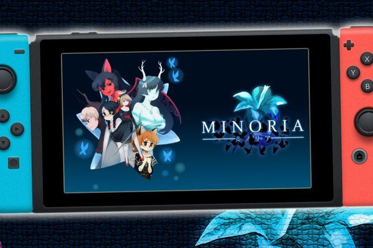 Minoria Nintendo Switch Fecha Lanzamiento 10 Septiembre Secuela Espiritual Momodora