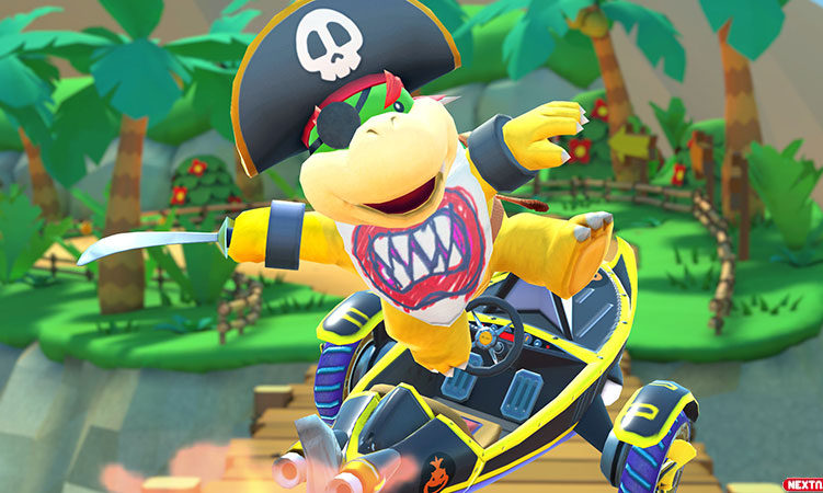 Pirate Tour Mario Kart Tour